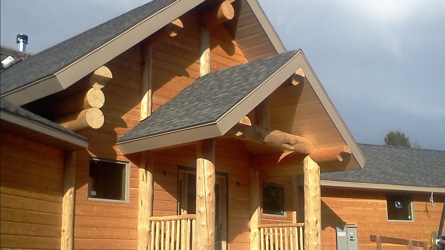 Pining for a Custom Log Home? Caribou Can Help.